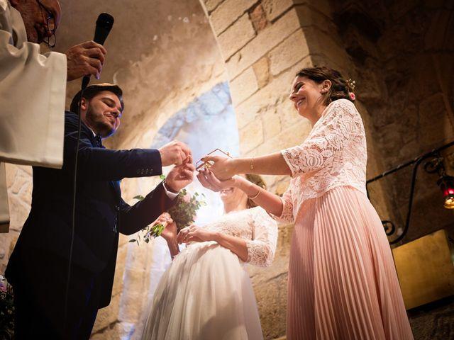 Le mariage de César et Pauline à Marols, Loire 18