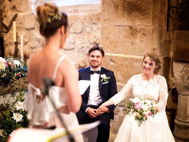 Le mariage de César et Pauline à Marols, Loire 20