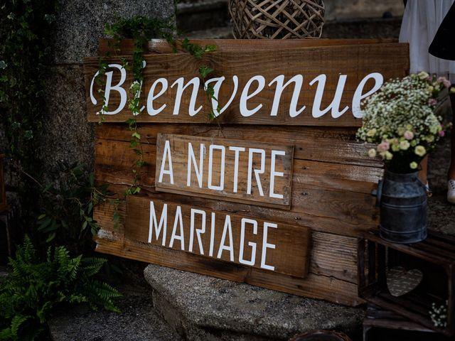 Le mariage de César et Pauline à Marols, Loire 36