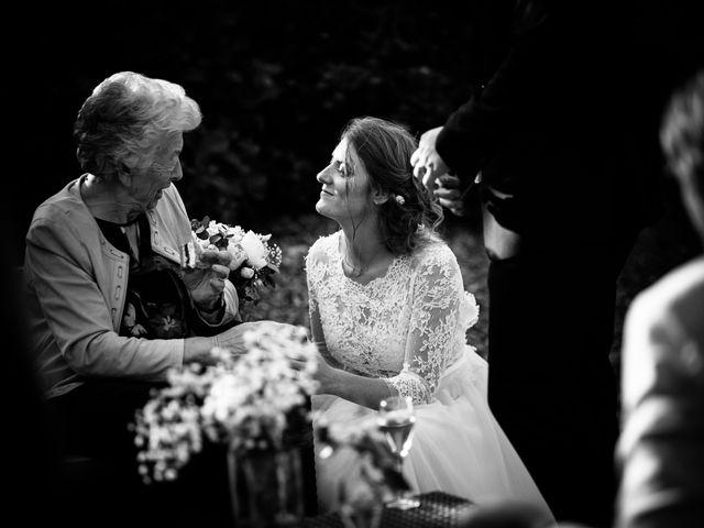 Le mariage de César et Pauline à Marols, Loire 42