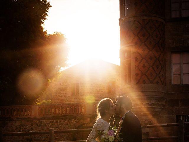 Le mariage de César et Pauline à Marols, Loire 47