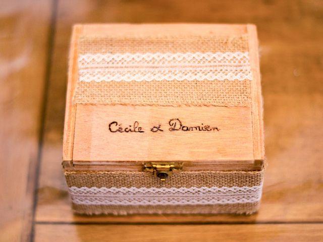 Le mariage de Damien et Cécile à Aiguillon, Lot-et-Garonne 20