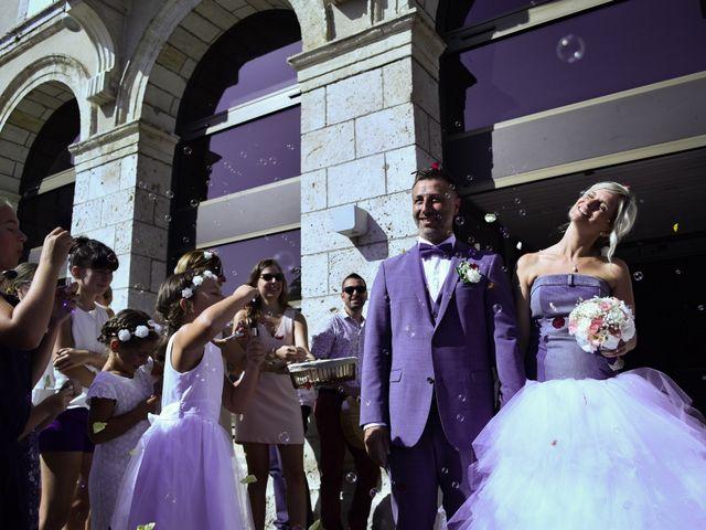 Le mariage de Damien et Cécile à Aiguillon, Lot-et-Garonne 33