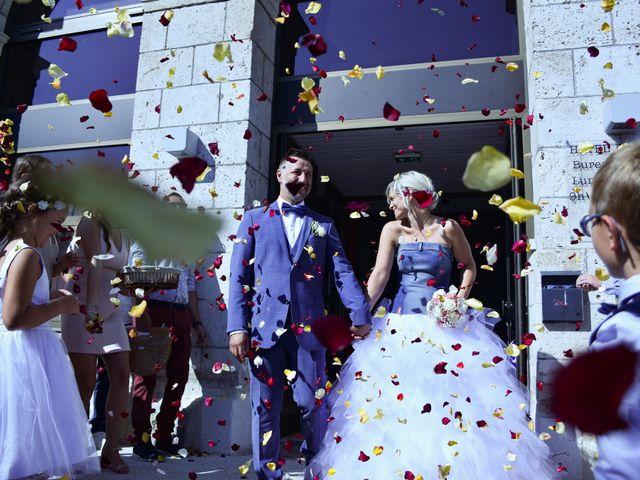 Le mariage de Damien et Cécile à Aiguillon, Lot-et-Garonne 37