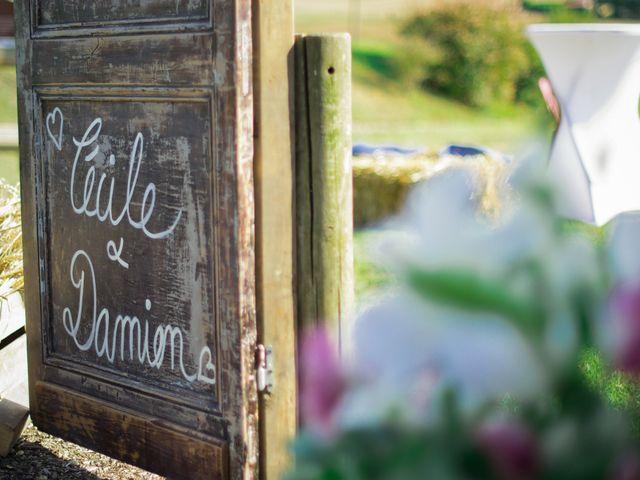 Le mariage de Damien et Cécile à Aiguillon, Lot-et-Garonne 38