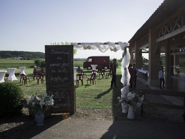 Le mariage de Damien et Cécile à Aiguillon, Lot-et-Garonne 69
