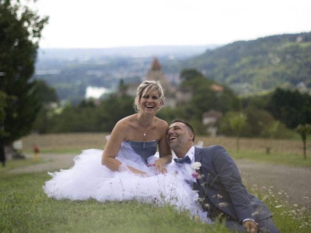 Le mariage de Damien et Cécile à Aiguillon, Lot-et-Garonne 86