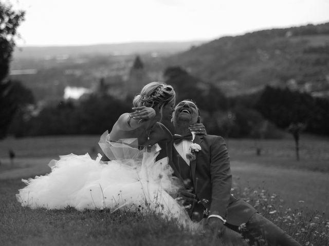 Le mariage de Damien et Cécile à Aiguillon, Lot-et-Garonne 87