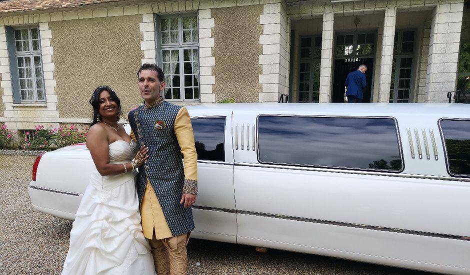 Le mariage de Alexandre et Marie-Paule à Limay, Yvelines