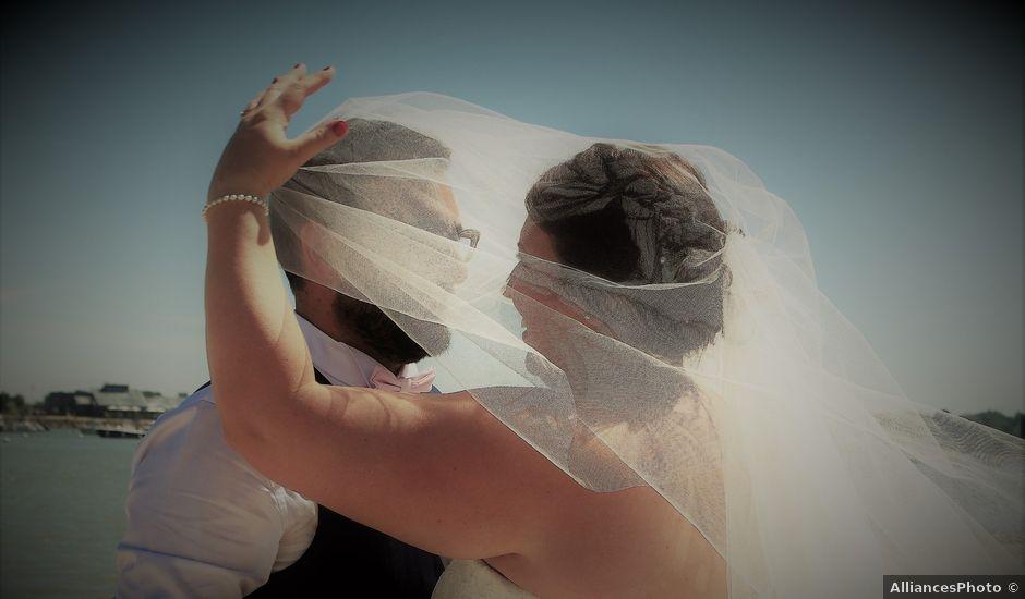 Le mariage de Kévin et Marie à Soignolles, Calvados