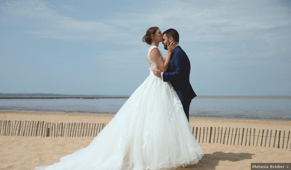 Le mariage de Jason et Annabelle à Châtelaillon-Plage, Charente Maritime