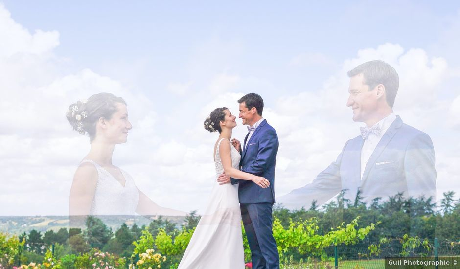 Le mariage de Julien et Mylène à La Fosse-de-Tigné, Maine et Loire