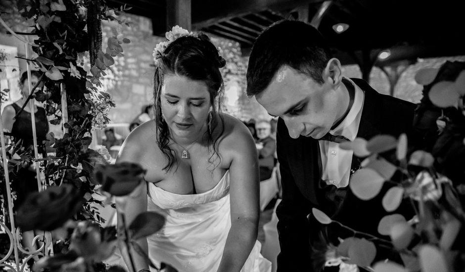 Le mariage de Mickaël et Déborah à Saint-Léon-sur-l'Isle, Dordogne