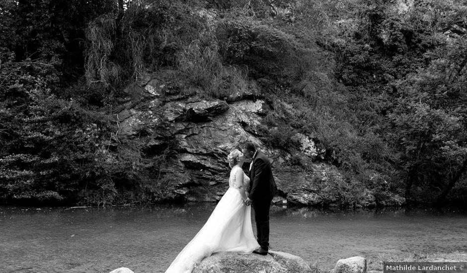 Le mariage de Aurélien et Mélissa à Chomérac, Ardèche