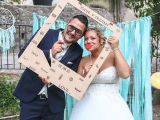Le mariage de Jodie et Tristan