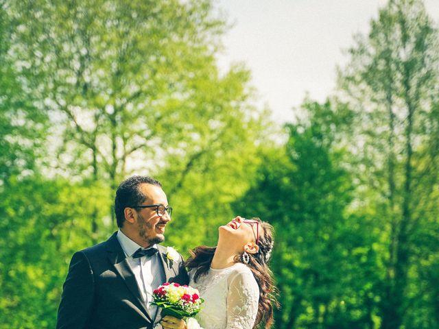 Le mariage de Anis et Laurie à Niort, Deux-Sèvres 6