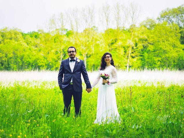 Le mariage de Anis et Laurie à Niort, Deux-Sèvres 8