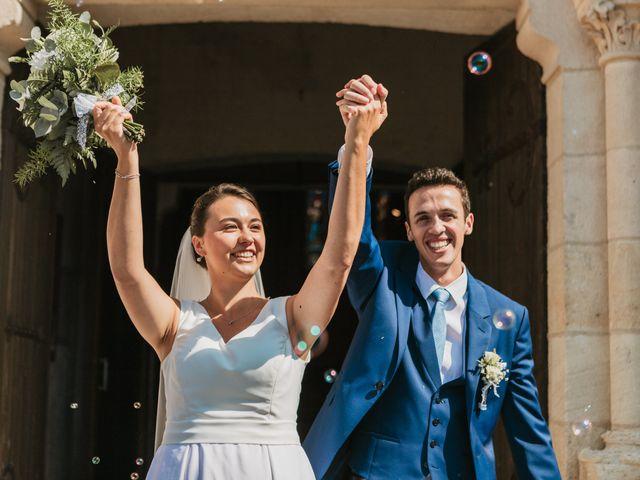 Le mariage de Alexandre et Philippine