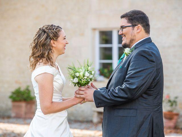 Le mariage de Eve et Rudy