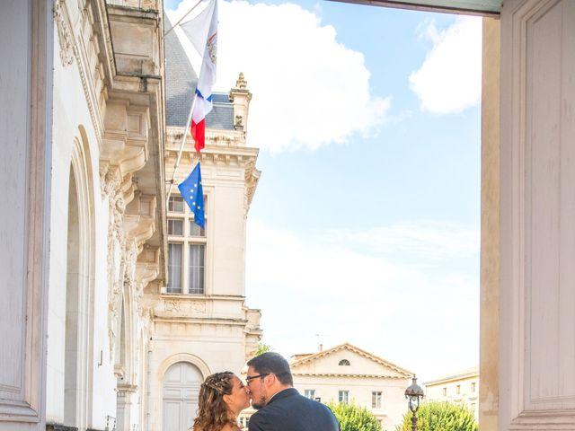 Le mariage de Rudy et Eve à Niort, Deux-Sèvres 3