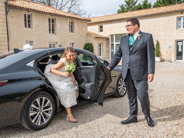 Le mariage de Rudy et Eve à Niort, Deux-Sèvres 12