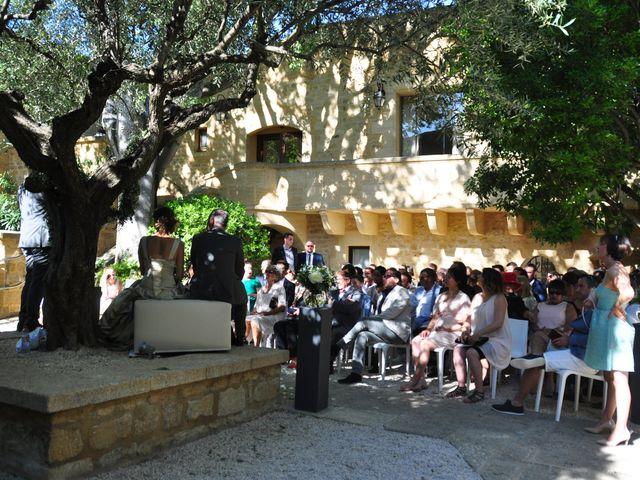 Le mariage de Sébastien et Audrey à Vers-Pont-du-Gard, Gard 10