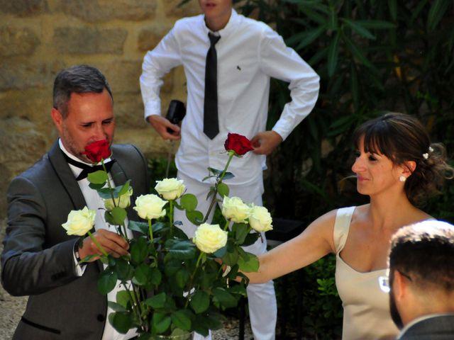 Le mariage de Sébastien et Audrey à Vers-Pont-du-Gard, Gard 11