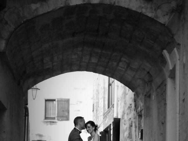 Le mariage de Sébastien et Audrey à Vers-Pont-du-Gard, Gard 13