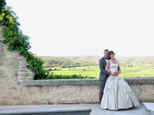 Le mariage de Sébastien et Audrey à Vers-Pont-du-Gard, Gard 22