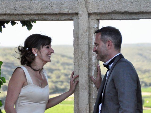 Le mariage de Sébastien et Audrey à Vers-Pont-du-Gard, Gard 23