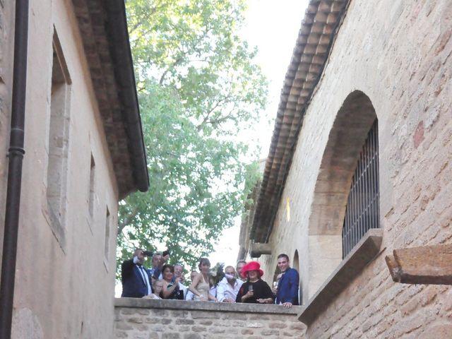 Le mariage de Sébastien et Audrey à Vers-Pont-du-Gard, Gard 24