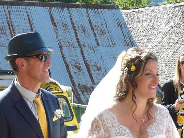 Le mariage de Laurent et Emmanuelle à Alos, Ariège 3