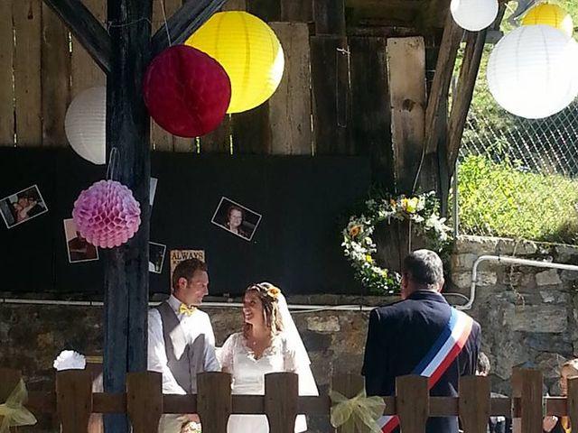 Le mariage de Laurent et Emmanuelle à Alos, Ariège 5
