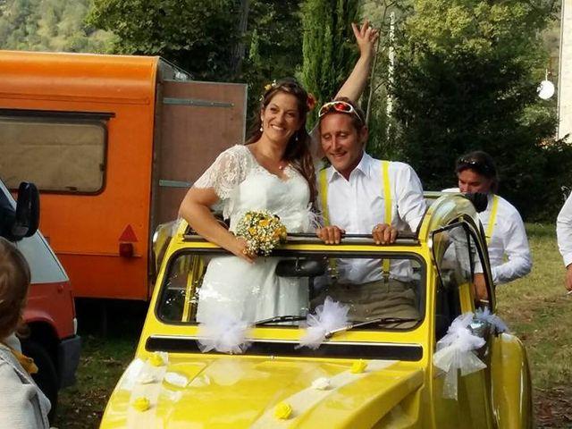 Le mariage de Laurent et Emmanuelle à Alos, Ariège 2