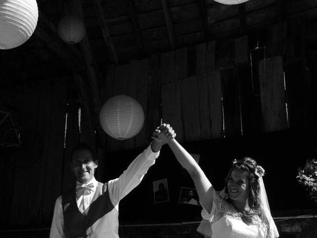 Le mariage de Laurent et Emmanuelle à Alos, Ariège 9