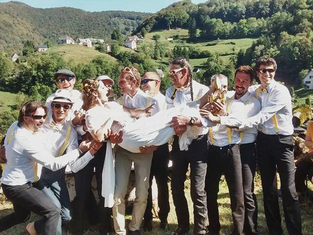Le mariage de Laurent et Emmanuelle à Alos, Ariège 13