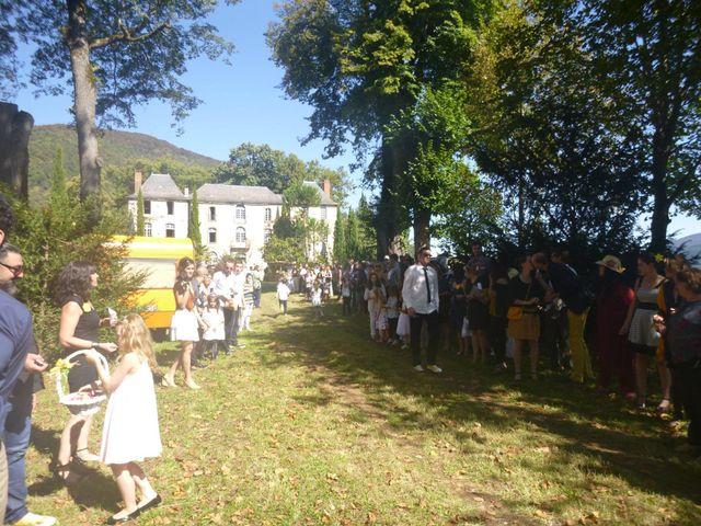 Le mariage de Laurent et Emmanuelle à Alos, Ariège 17