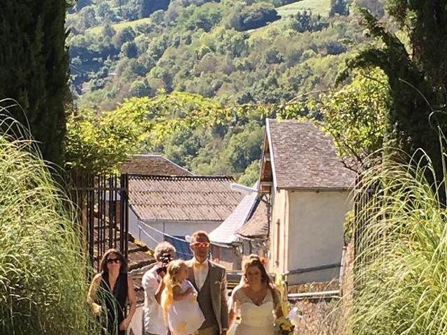 Le mariage de Laurent et Emmanuelle à Alos, Ariège 20