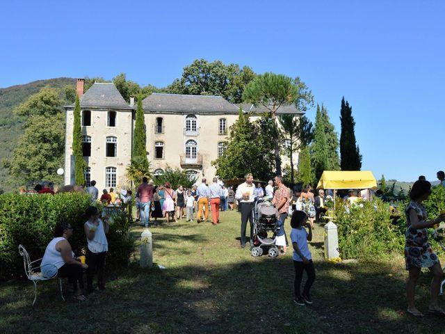 Le mariage de Laurent et Emmanuelle à Alos, Ariège 26