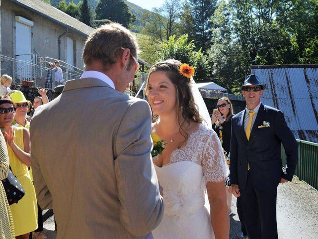 Le mariage de Laurent et Emmanuelle à Alos, Ariège 27