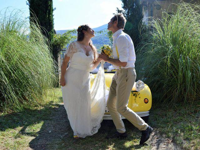 Le mariage de Laurent et Emmanuelle à Alos, Ariège 30