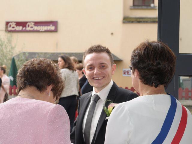 Le mariage de Virginie et Florian à Durtal, Maine et Loire 5