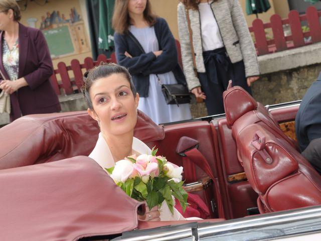 Le mariage de Virginie et Florian à Durtal, Maine et Loire 6