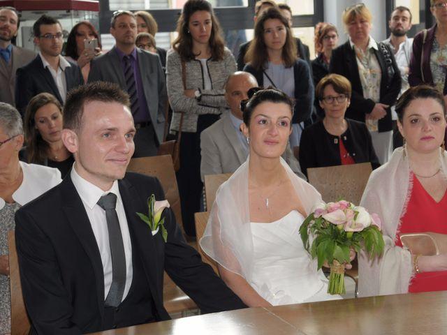 Le mariage de Virginie et Florian à Durtal, Maine et Loire 7