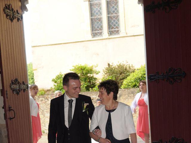 Le mariage de Virginie et Florian à Durtal, Maine et Loire 10