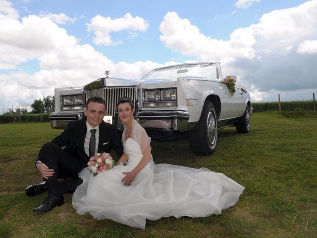 Le mariage de Virginie et Florian à Durtal, Maine et Loire 14