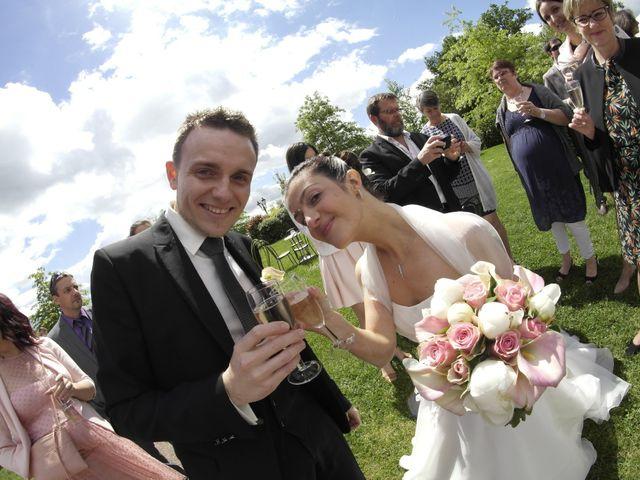 Le mariage de Virginie et Florian à Durtal, Maine et Loire 16
