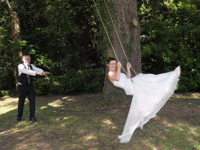 Le mariage de Virginie et Florian à Durtal, Maine et Loire 44