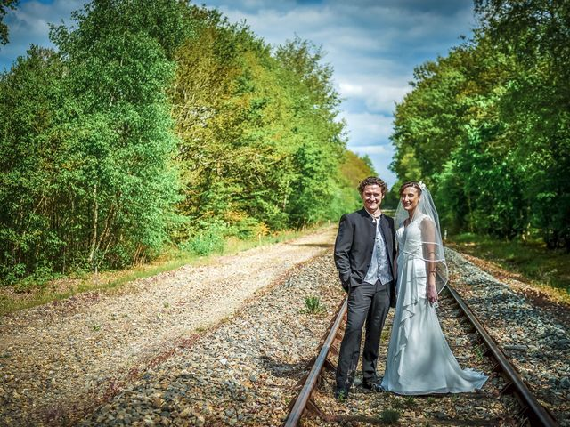 Le mariage de Cyrille et Anne-Laure à Ardon, Loiret 21
