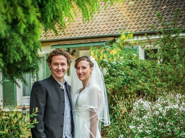 Le mariage de Cyrille et Anne-Laure à Ardon, Loiret 26